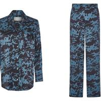 Asceno silk pyjamas, £430