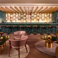 Afternoon tea with a cocktail twist at Dandelyan
