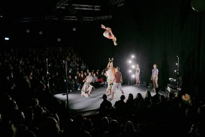 10. BE DAZZLED BY GRAVITY-DEFYING ACROBATS
