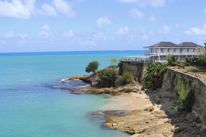 Fort James Beach, Antigua and Barbuda