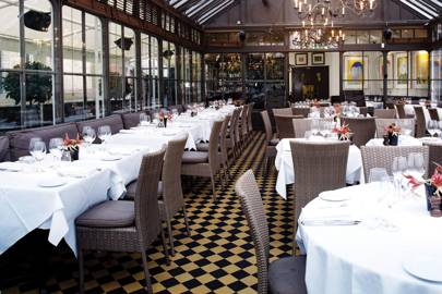 Gee's Restaurant & Bar, Oxford