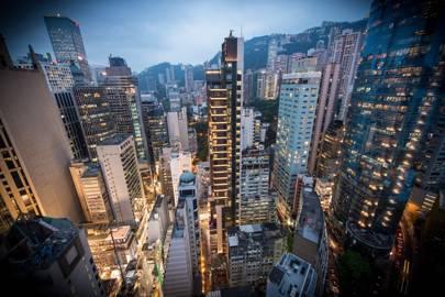 15. Hong Kong