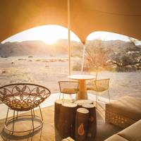 Hoanib Skeleton Coast Camp, Palmwag, Namibia