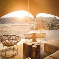Hoanib Skeleton Coast Camp, Palmwag, Namibia