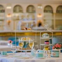 Afternoon Tea at Fortnum & Mason