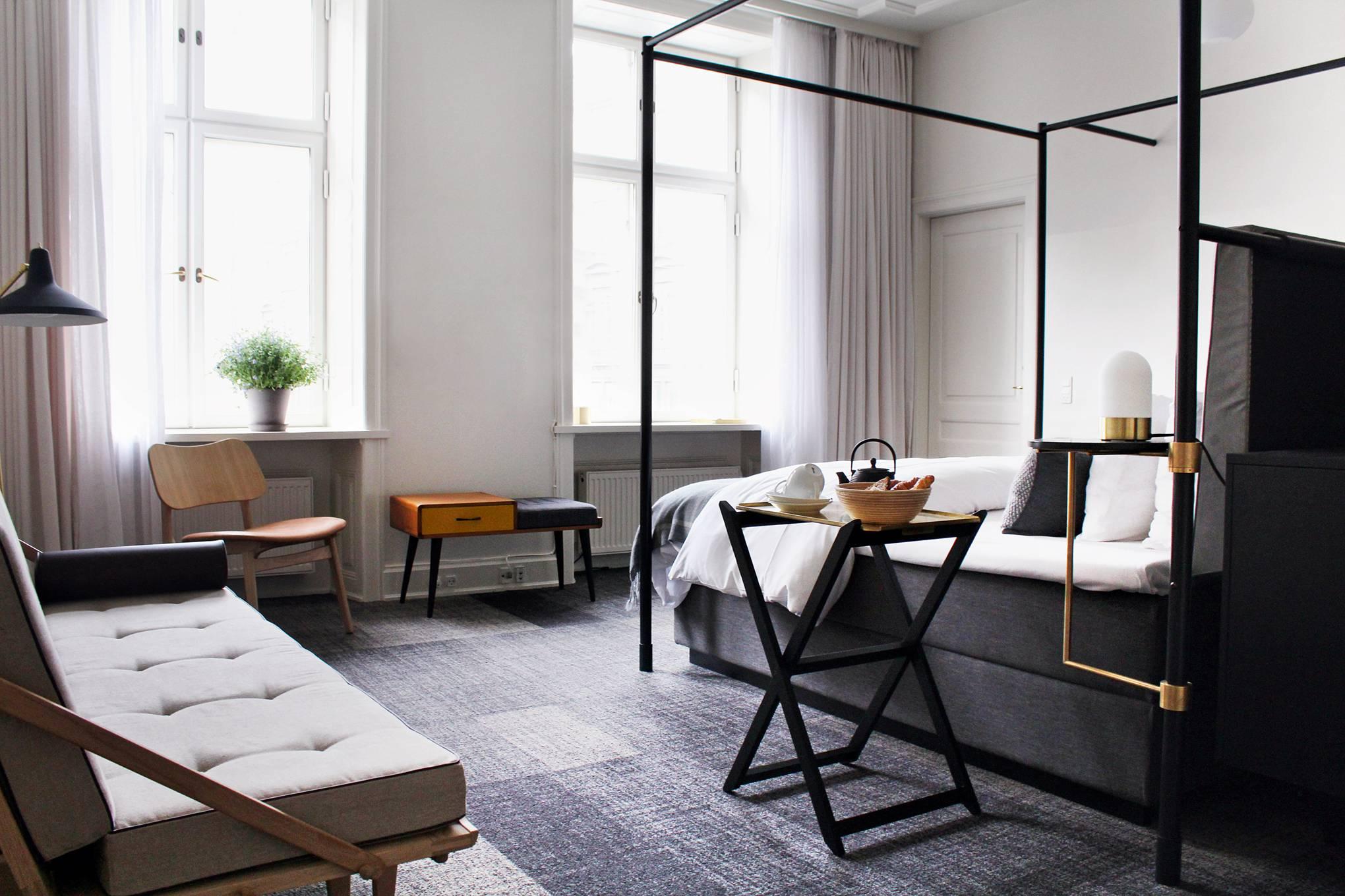Hotel Stay Kopenhagen : A stay at the absalon a boutique hotel in copenhagen ladies