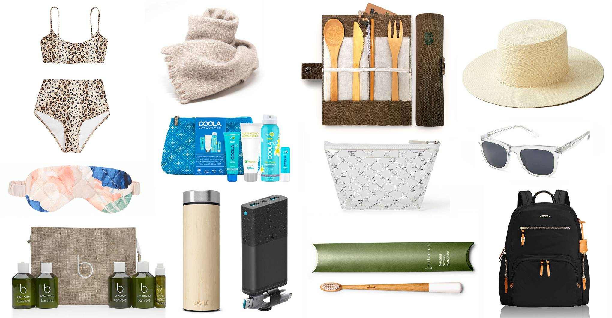 15 sustainable travel accessories we love