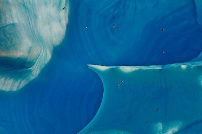 Wildlife Photographer of the Year Awards 2012: Southern Ocean Iceberg