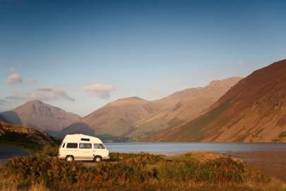 4. Glampervan road trips