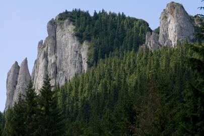 Ceahlau Massif