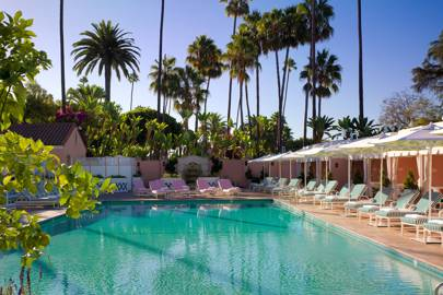 11. The Beverly Hills Hotel, Los Angeles