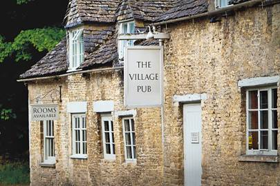 The Village Pub, Barnsley, Gloucestershire