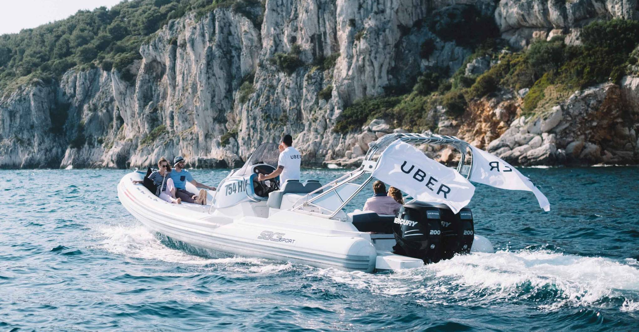 UberBOAT makes island-hopping in Croatia easier than ever