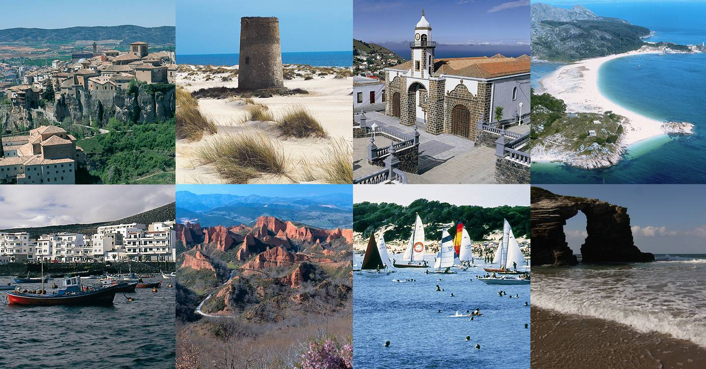 15 of the most beautiful places in Spain