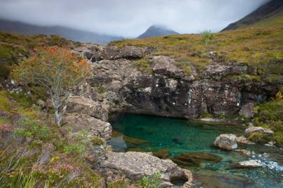 Wild swimming in Scotland