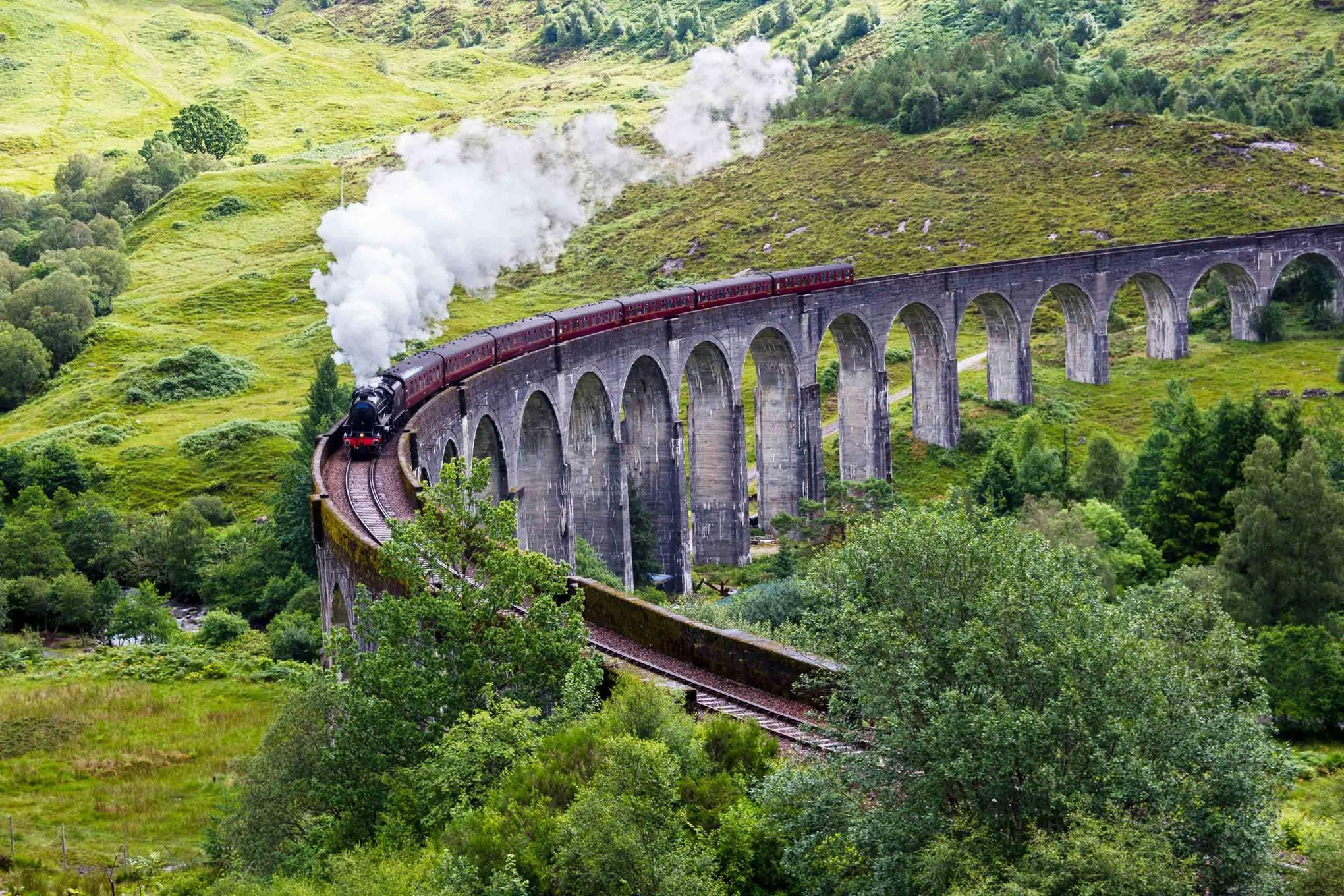 The best train journeys through Europe