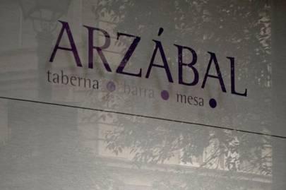 Arzábal gastrobar, Madrid