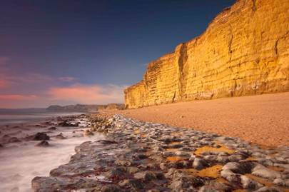 Chalet on the Beach, Lyme Regis