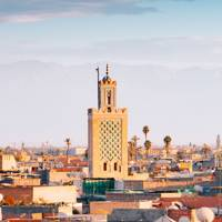 9. Marrakech, Morocco