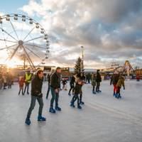 Winterville Ice Rink, Clapham Common