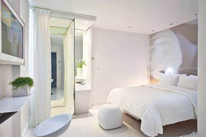 Affordable hotels in europe cn traveller for Blc design hotel paris