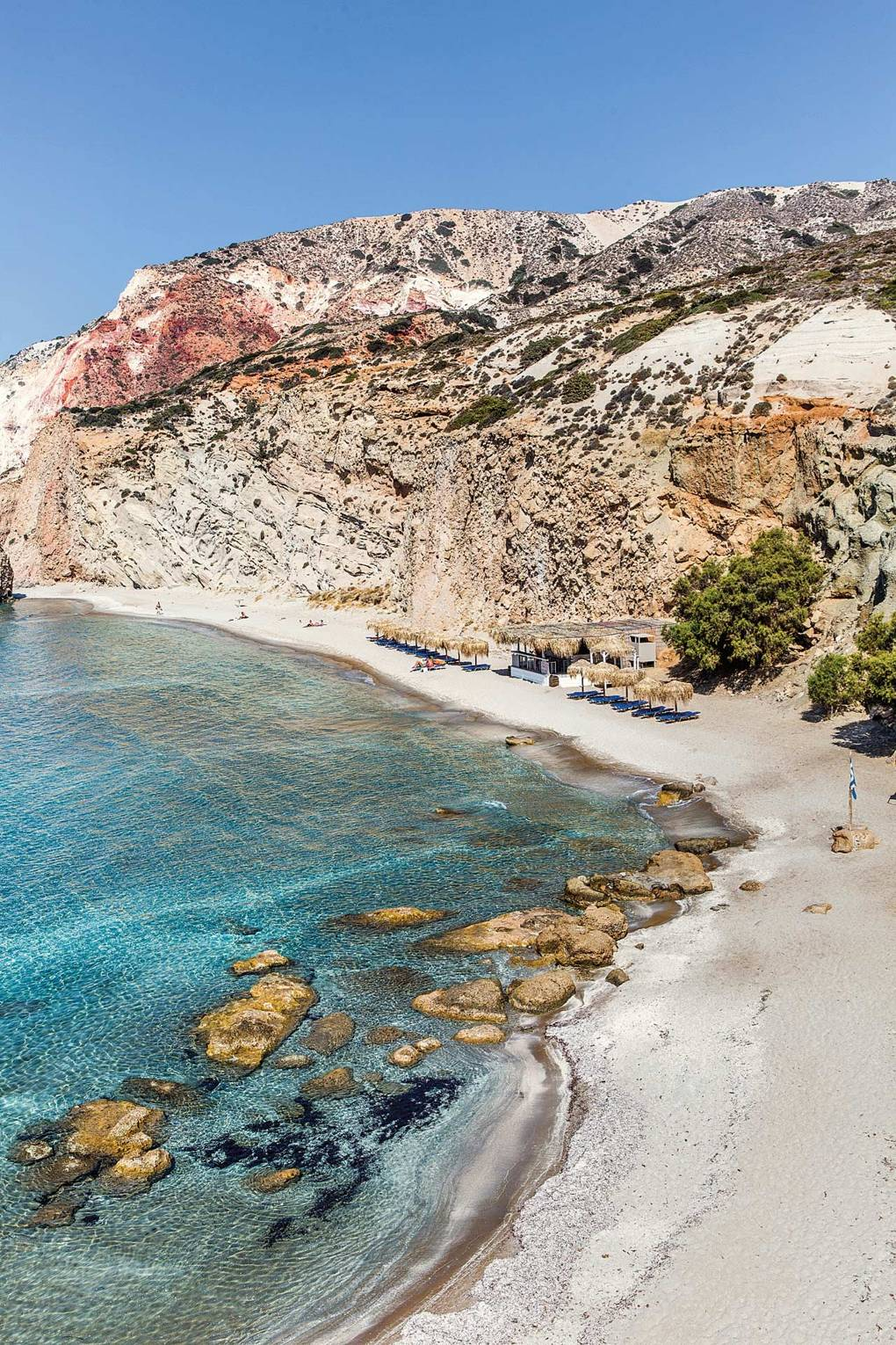 Milos - The Greek island youve been waiting to hear about