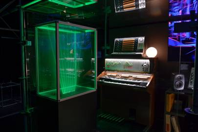 Electronic: From Kraftwerk to The Chemical Brothers, Design Museum