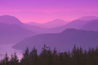 Desolation Sound, Vancouver Island