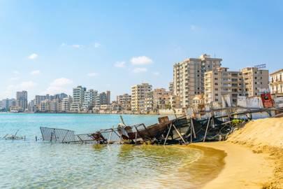 Varosha Beach Resort, Famagusta, Cyprus