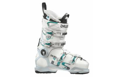The ski boots