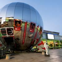 At Bristol Science Centre, Bristol