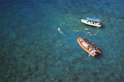 Lanai island, Hawaii
