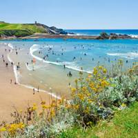 8. Summerleaze Beach, Bude