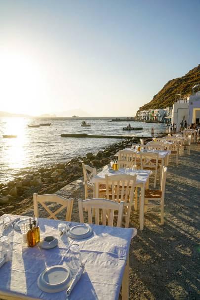 1. Go low-key: Greek island hopping