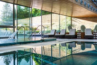 The Pool At Lucknam Park Hotel And Spa