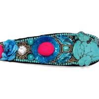 Ranjana Khan hair clip