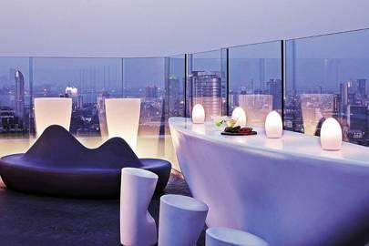 Aer Rooftop Lounge, Mumbai