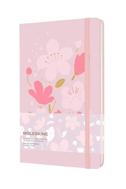 The cherry blossom notebook