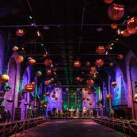 MASTER THE DARK ARTS AT WARNER BROS STUDIO