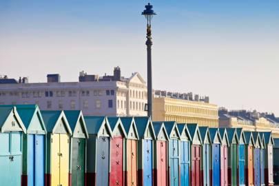 9.  Brighton