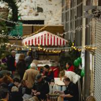 BOWHOUSE CHRISTMAS MARKET WEEKEND, FIFE