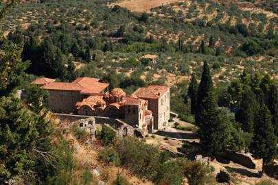 Ionian Coast and Ancient Messene