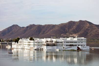 Taj Lake Palace in 'Octopussy'