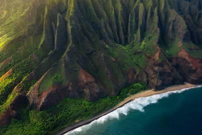 Hawaii: Na Pali Coast State Park, Kauai