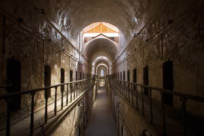 Eastern State Penitentiary, Philadelphia, USA