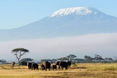 28. Mount Kilimanjaro, Tanzania