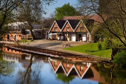 Cherwell Boathouse, Oxford