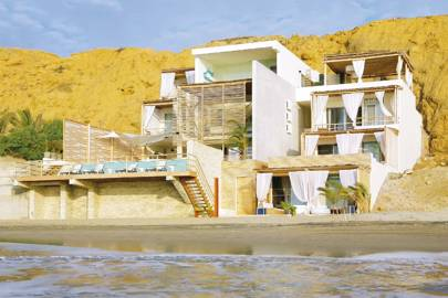 Where to stay in Máncora, Peru