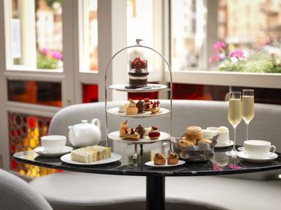 Traditional Afternoon Tea at The Connaught
