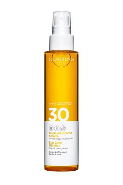 Clarins Sun Care Oil Mist